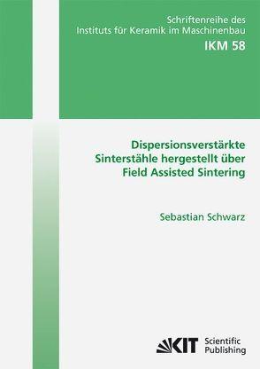 Dispersionsverstärkte Sinterstähle hergestellt über Field Assisted Sintering von Schwarz,  Sebastian
