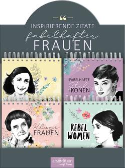 Display 4x Frauenpower