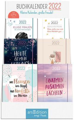 Display Buchkalender 2022