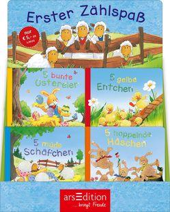 Display Erster Zählspaß von Cuno,  Sabine, Schuld,  Kerstin M.