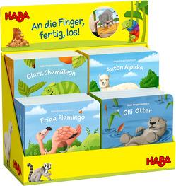 Display Fingerspielbücher 2021 von Storch,  Imke