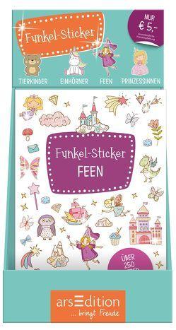 Display Funkel-Sticker