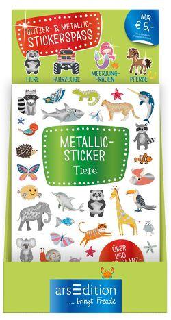 Display Glitzerspaß-Sticker