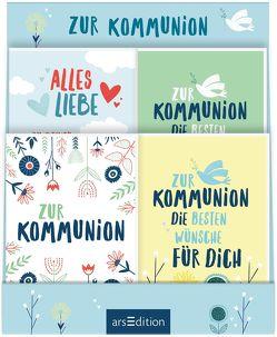 Display Grußkarten zur Kommunion von Meiners,  Franziska