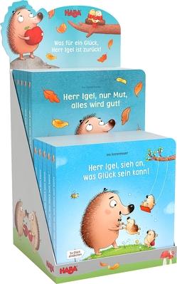 Display Herr Igel Herbst 2019 von Hattenhauer,  Ina