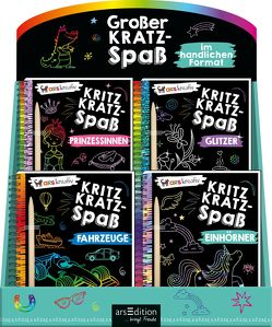 Display Kritzkratz-Spaß