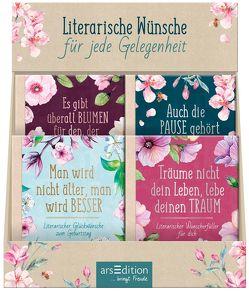 Display Literarische Lieblinge