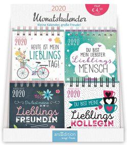 Display Minikalender 2020