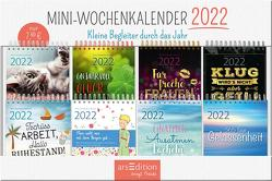 Display Miniwochenkalender 2022