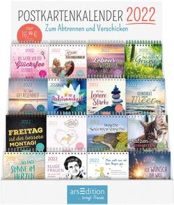 Display Postkartenkalender 2022