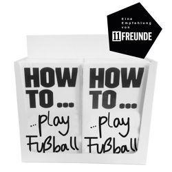 Display-Set mit 20 Exemplaren: HOW TO..play Fußball von Frömberg,  Wolfgang