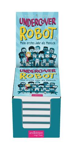 Display Undercover Robot