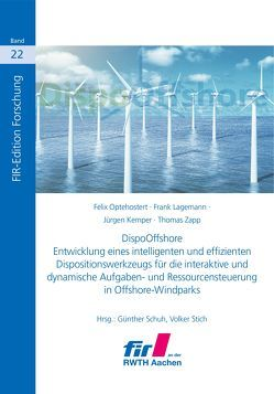DispoOffshore von Günther Schuh,  Volker Stich