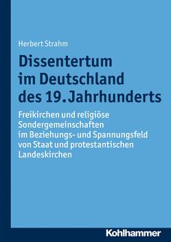 Dissentertum im Deutschland des 19. Jahrhunderts von Bischof,  Franz Xaver, Strahm,  Herbert, Unterburger,  Klaus, Weitlauff,  Manfred