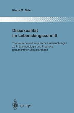 Dissexualität im Lebenslängsschnitt von Beier,  Klaus M.
