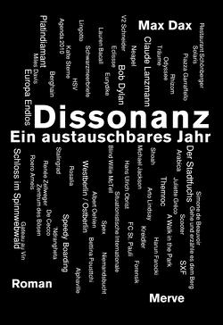 Dissonanz – der schwarze Blog von Dax,  Max