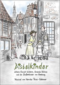 Distelkinder von Thies-Gebauer,  Henrike