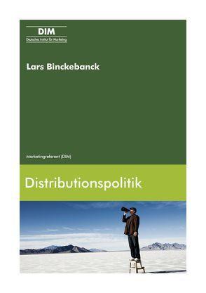 Distributionspolitik von Binckebanck,  Lars