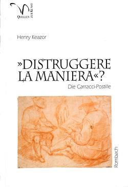 """""""Distruggere la maniera?"""" von Keazor,  Henry"""