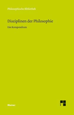 Disziplinen der Philosophie von Brandt,  Horst D
