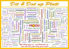Dit & Dat up Platt von Grotegers,  Gertrud, Homrighausen,  Anke, Seebeck,  Andreas