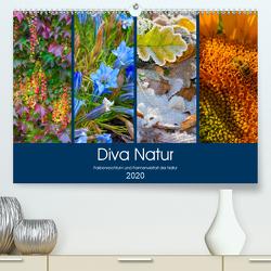 Diva Natur (Premium, hochwertiger DIN A2 Wandkalender 2020, Kunstdruck in Hochglanz) von Seifert,  Birgit