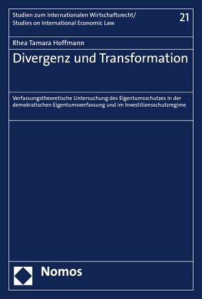 Divergenz und Transformation von Hoffmann,  Rhea