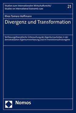 Divergenz und Transformation von Hoffmann,  Rhea Tamara