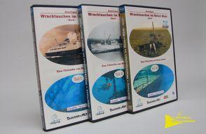 diverhans – Wracktauchen im Roten Meer (Nord) von Heese,  René, Hiersche,  Astrid