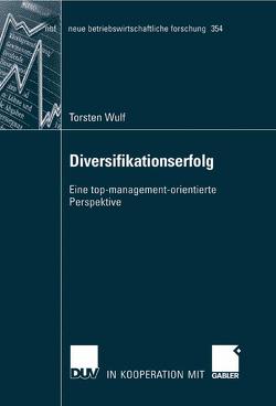 Diversifikationserfolg von Wulf,  Torsten
