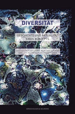 Diversität von Barras,  Vincent, Blum,  André, Rheinberger,  Hans Jörg, Zschocke,  Nina