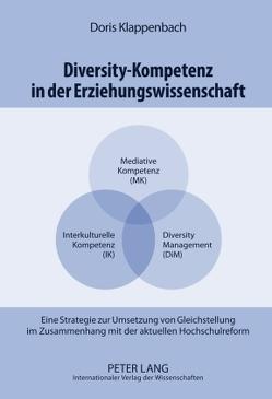 Diversity-Kompetenz in der Erziehungswissenschaft von Klappenbach,  Doris
