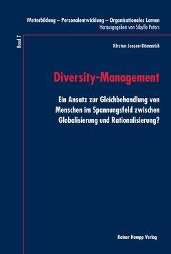 Diversity-Management von Jensen-Dämmrich,  Kirsten