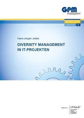 Diversity Management in IT-Projekten von Jeebe,  Hans J