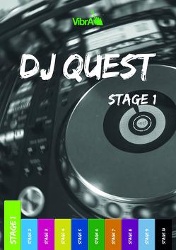 DJ Quest Stage 1 von Agema,  Daniel, Mechs,  Robert, Quirmbach,  Sebastian