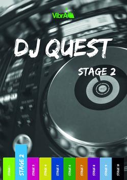 DJ Quest Stage 2 von Agema,  Daniel, Mechs,  Robert, Quirmbach,  Sebastian