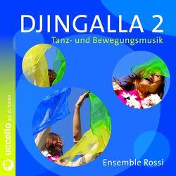 Djingalla II von Buchholz,  Ansgar, Diederich,  Henner, Ensemble,  Rossi