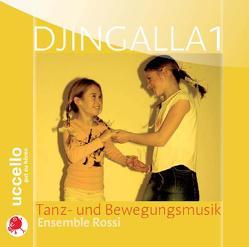 Djingalla von Buchholz,  Ansgar, Diederich,  Henner, Rossi,  Ensemble