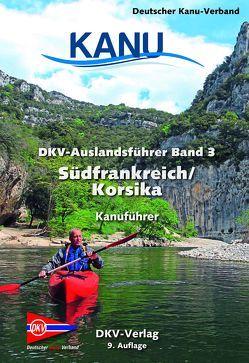 DKV-Auslandsführer Bd. 3 Südfrankreich/Korsika von Cramer,  Benedict