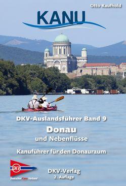 DKV-Auslandsführer Donau und Nebenflüsse von Kaufhold,  Otto