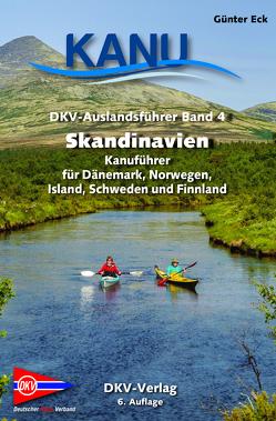 DKV-Auslandsführer Skandinavien von Eck,  Günter