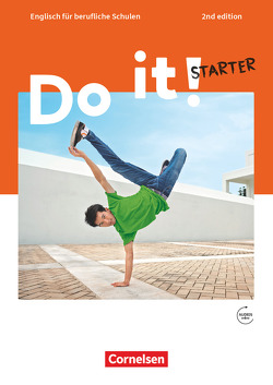 Do it! – Englisch für berufliche Schulen – 2nd edition – Starter von Hine,  Elizabeth