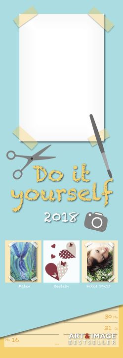 Slim Notes Do-it-yourself 2018 A&I