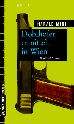 Doblhofer ermittelt in Wien von Mini,  Harald