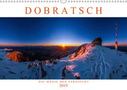 DOBRATSCH – Die Magie der Fernsicht (Wandkalender 2019 DIN A3 quer) von Günter Zöhrer - www.diekraftdessehens.de,  Dr.