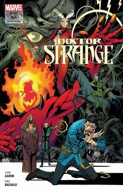 Doctor Strange von Aaron,  Jason, Bachalo,  Chris, Fornes,  Jorge, Frisch,  Marc-Oliver, Smith,  Cory