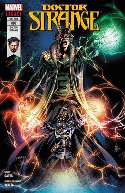 Doctor Strange von Cates,  Donny, Frisch,  Marc-Oliver, Henrichon,  Niko, Walta,  Gabriel Hernandez