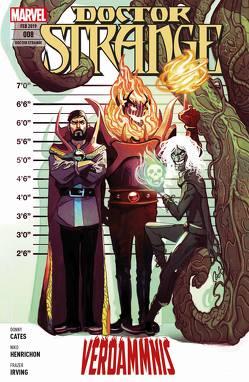 Doctor Strange von Cates,  Donny, Henrichon,  Niko