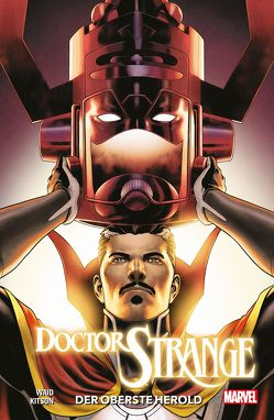 Doctor Strange – Neustart von Howard,  Tini, MacDonald,  Andy