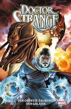 Doctor Strange – Neustart von Pina,  Javier, Waid,  Mark